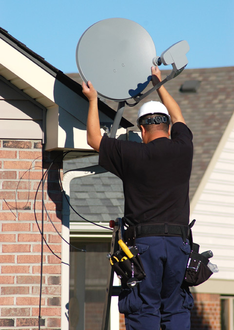 Domestic Aerial Amp Satellite Specialist Digital Aerials